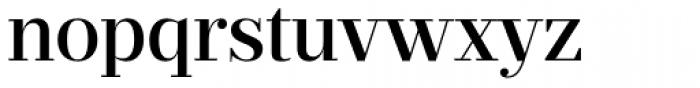 Prumo Deck Medium Font LOWERCASE