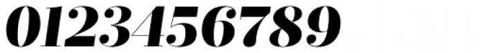 Prumo Display Black Italic Font OTHER CHARS