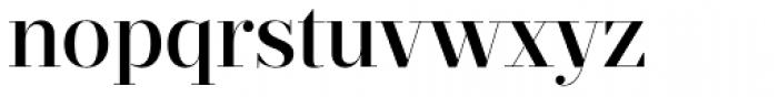 Prumo Display Medium Font LOWERCASE