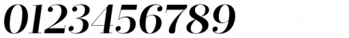 Prumo Display SemiBold Italic Font OTHER CHARS