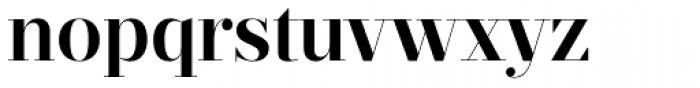 Prumo Display SemiBold Font LOWERCASE