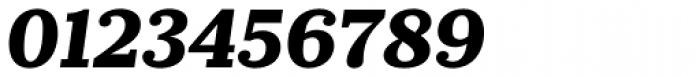 Prumo Slab ExtraBold Italic Font OTHER CHARS