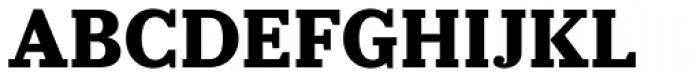 Prumo Slab ExtraBold Font UPPERCASE