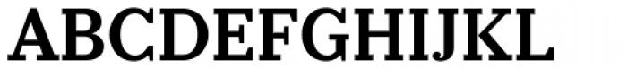 Prumo Slab SemiBold Font UPPERCASE