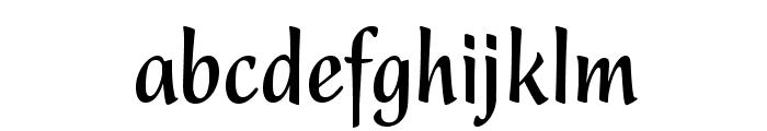 PresentLTStd-BoldCondensed Font LOWERCASE