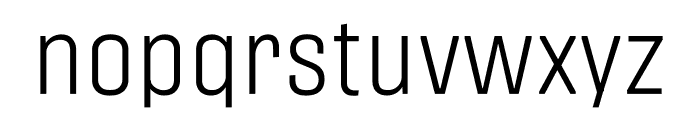 Protipo Variable Compact Font LOWERCASE