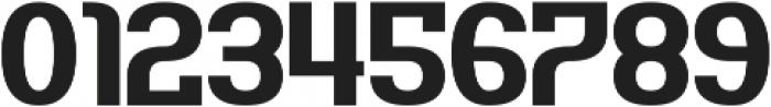 Pseudonumb otf (400) Font OTHER CHARS