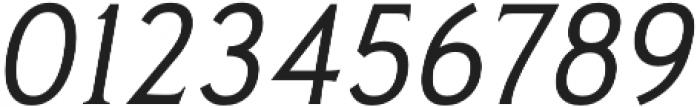 Pseudonym Italic otf (400) Font OTHER CHARS