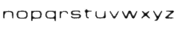 PSEUDO Font LOWERCASE
