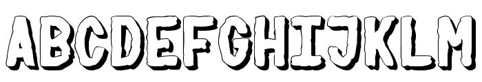 PSYCHO Font UPPERCASE