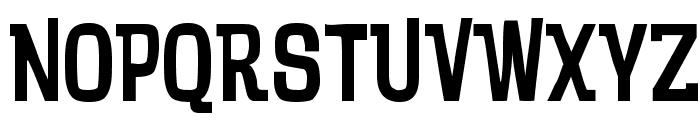 Psychatronic Font UPPERCASE
