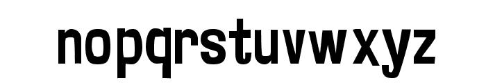 Psychatronic Font LOWERCASE