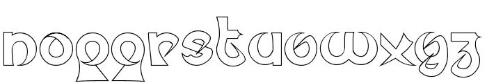 Psychotic Elephant   Headline Font LOWERCASE