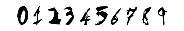 Psychotika Font OTHER CHARS