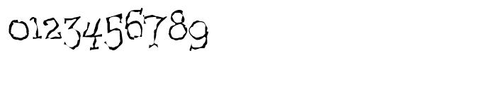 Pscruf Regular Font OTHER CHARS