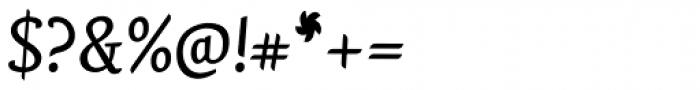 PsKampen Italic Font OTHER CHARS
