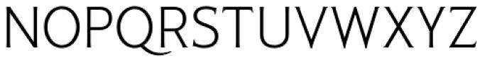 Pseudonym Light Font UPPERCASE