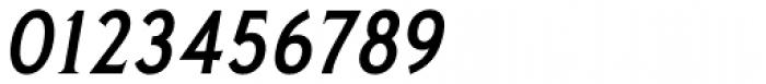 Pseudonym Narrow Medium Italic Font OTHER CHARS