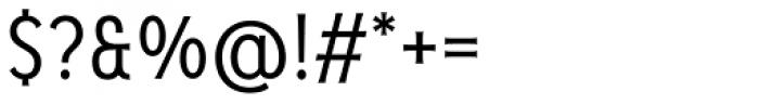 Pseudonym Narrow Regular Font OTHER CHARS