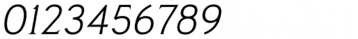 Pseudonym Wide Light Italic Font OTHER CHARS