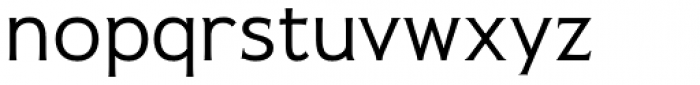 Pseudonym Wide Regular Font LOWERCASE