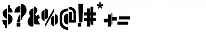 Psychoscout Font OTHER CHARS