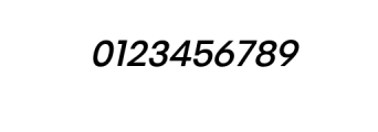 PT Areka Nova Medium Italic.otf Font OTHER CHARS