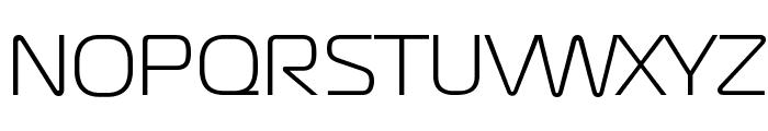 PT Magistral Cyrillic Font UPPERCASE