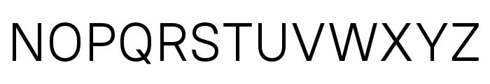 PT Root UI Font UPPERCASE