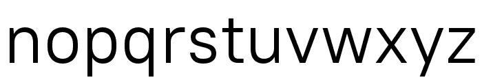 PT Root UI Font LOWERCASE