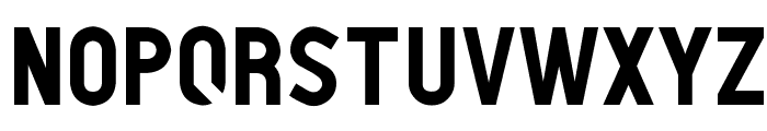 PTF NORDIC Std Font UPPERCASE