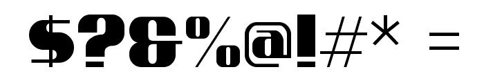 Ptarmigan Font OTHER CHARS