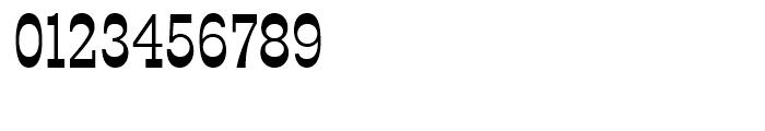 PT Barnum Regular Font OTHER CHARS
