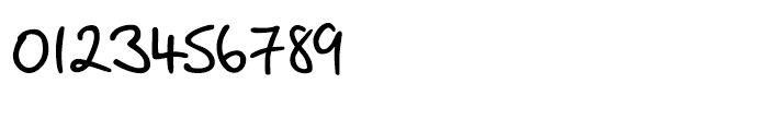 PT Script Breeze Regular Font OTHER CHARS