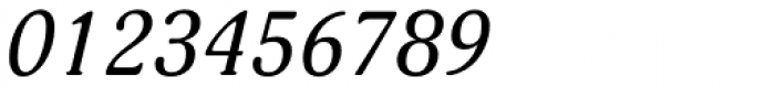 PT Adonis Italic Font OTHER CHARS