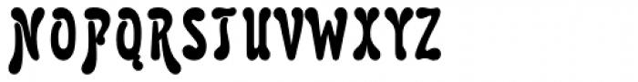 PT Karolla Narrow Bold Font UPPERCASE