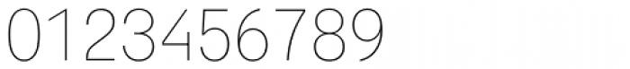 PT Parangon 130 ExtraLight Font OTHER CHARS