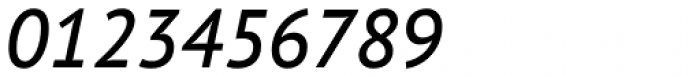 PT Sans Pro Demi Italic Font OTHER CHARS