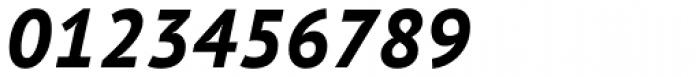 PT Sans Pro ExtraBold Italic Font OTHER CHARS