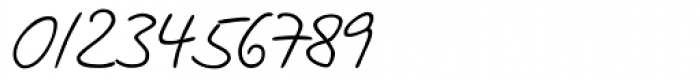 PT Script Zephyr Font OTHER CHARS