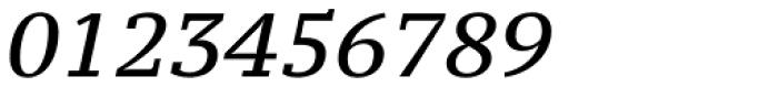 PT Serif Pro Caption Italic Font OTHER CHARS