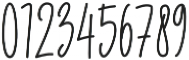 Pudding Regular otf (400) Font OTHER CHARS