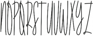 Pudding Regular otf (400) Font UPPERCASE