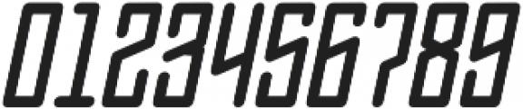 Punk Machina otf (400) Font OTHER CHARS