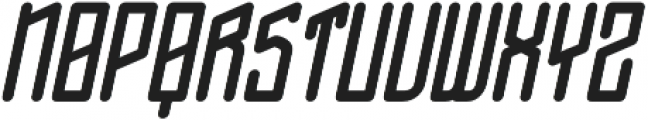 Punk Machina otf (400) Font UPPERCASE