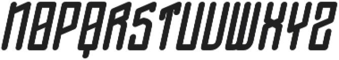 Punk Machina otf (400) Font LOWERCASE