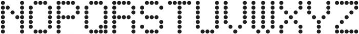 Punto Circle-Medium-Regular otf (500) Font UPPERCASE