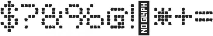 Punto Rounded-Medium-Rough otf (500) Font OTHER CHARS