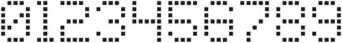 Punto Square-Light-Regular otf (300) Font OTHER CHARS