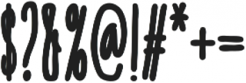 Purbacala ttf (700) Font OTHER CHARS